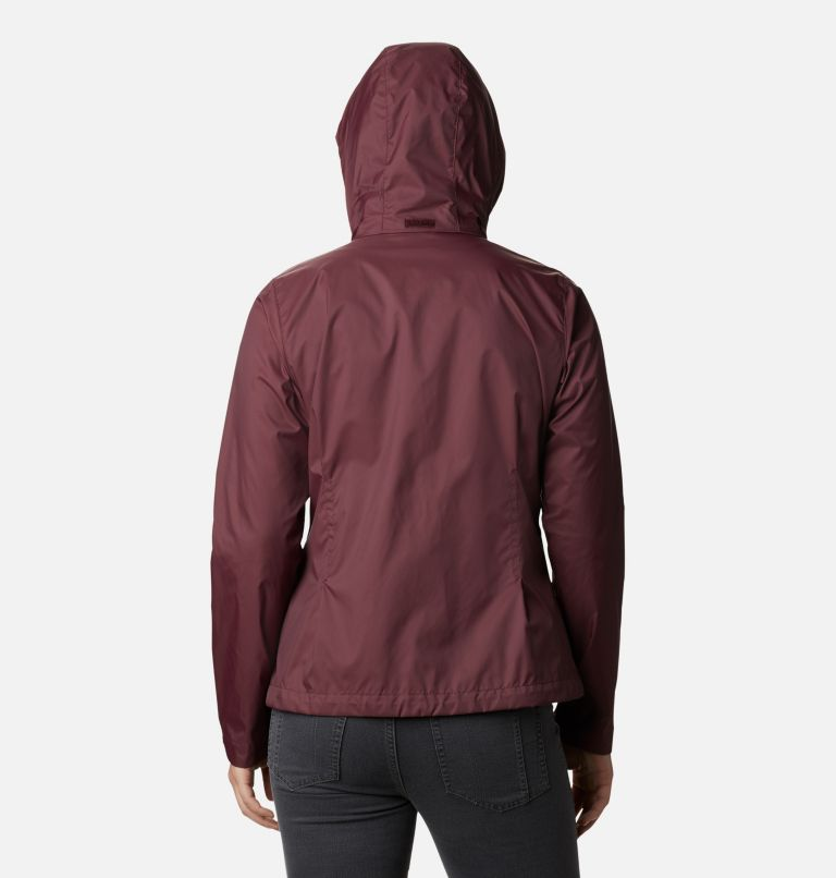 Switchback™ III Jacket | 671 | XS Women's Switchback™ III Jacket, Malbec, back