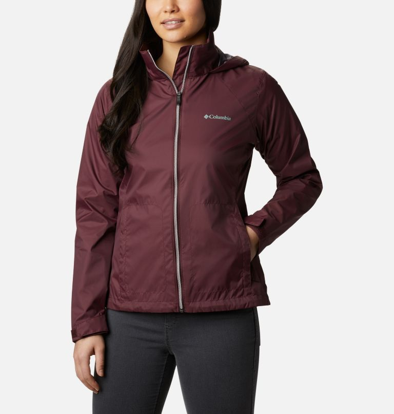 Switchback™ III Jacket | 671 | XS Women's Switchback™ III Jacket, Malbec, front