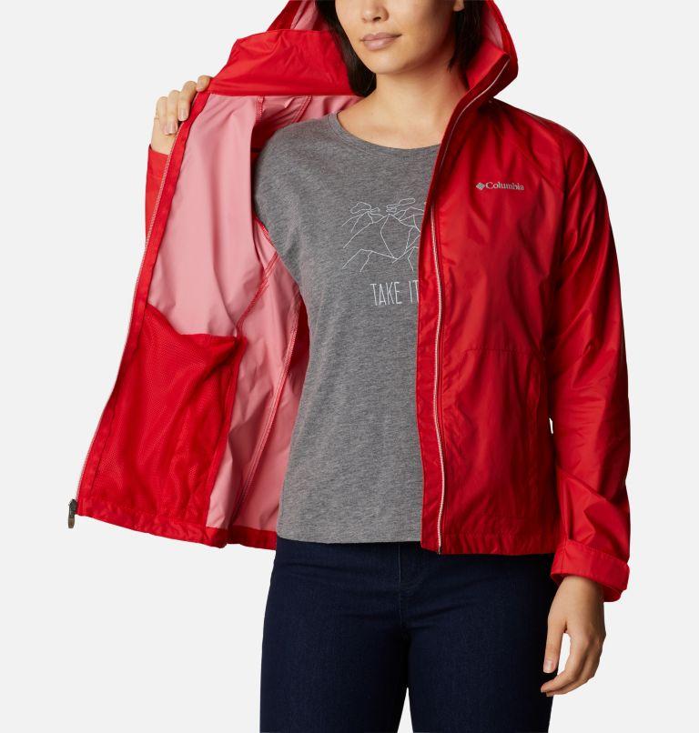 Switchback™ III Jacket   691   XL Women's Switchback™ III Jacket, Bright Red, a3