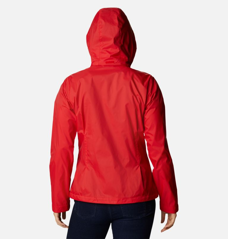 Switchback™ III Jacket   691   S Women's Switchback™ III Jacket, Bright Red, back