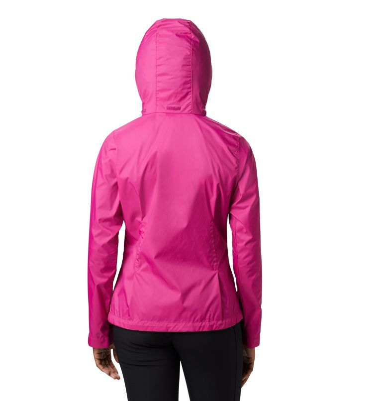 Switchback™ III Jacket | 697 | XS Women's Switchback™ III Jacket, Fuchsia, back