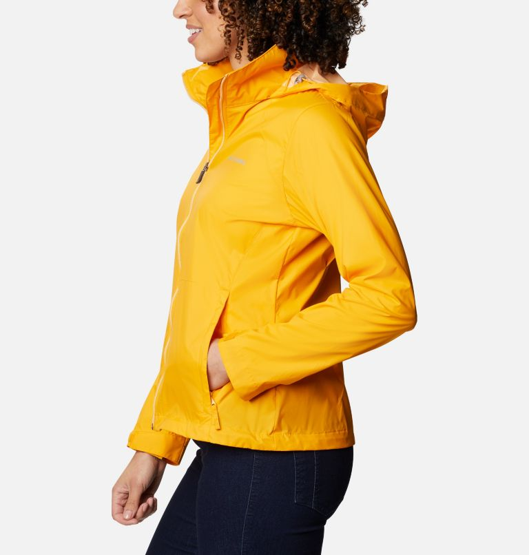 Switchback™ III Jacket | 772 | S Women's Switchback™ III Jacket, Bright Marigold, a1