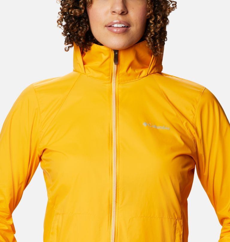 Switchback™ III Jacket | 772 | S Women's Switchback™ III Jacket, Bright Marigold, a2