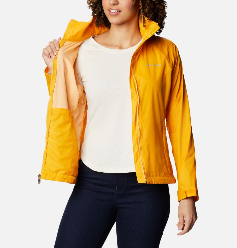 Switchback™ III Jacket   772   M Women's Switchback™ III Jacket, Bright Marigold, a3