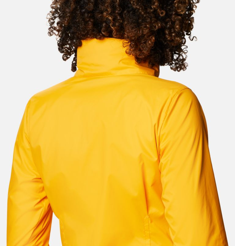 Switchback™ III Jacket   772   M Women's Switchback™ III Jacket, Bright Marigold, a4