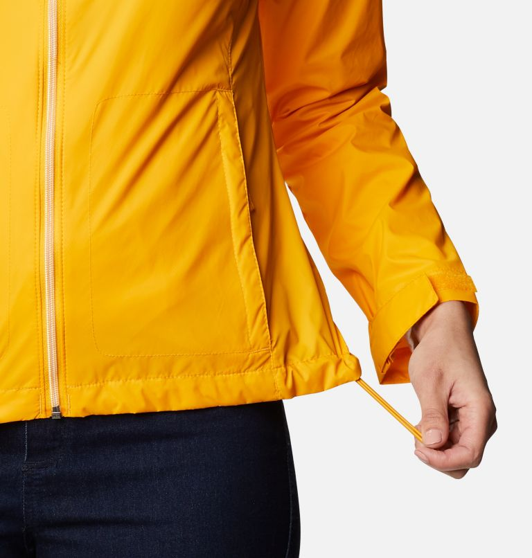 Switchback™ III Jacket | 772 | S Women's Switchback™ III Jacket, Bright Marigold, a5