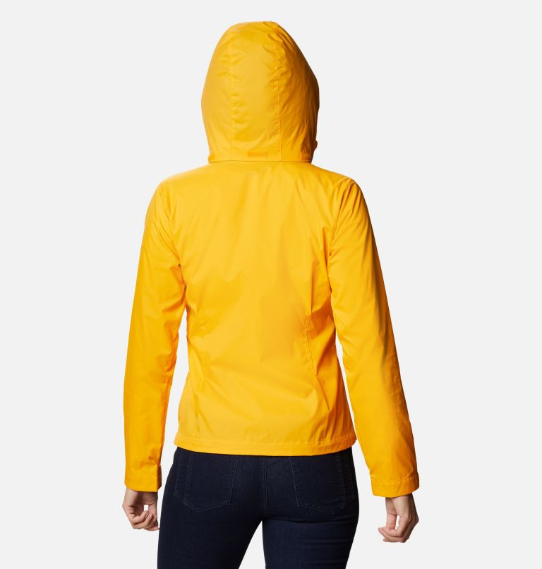 Switchback™ III Jacket   772   M Women's Switchback™ III Jacket, Bright Marigold, back
