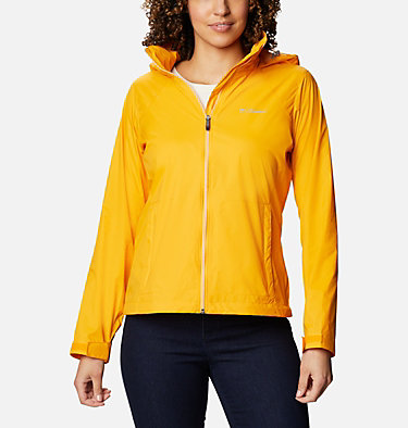 Women's Switchback™ III Jacket Switchback™ III Jacket | 671 | XS, Bright Marigold, front