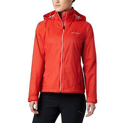 Women's Switchback™ III Jacket Switchback™ III Jacket | 612 | L, Bold Orange, front