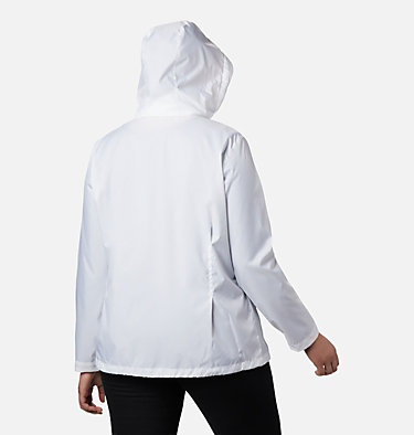 Women's Switchback™ III Jacket - Plus Size Switchback™ III Jacket | 671 | 3X, White, back