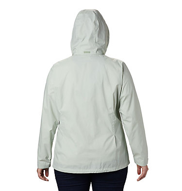 Women's Switchback™ III Jacket - Plus Size Switchback™ III Jacket | 671 | 3X, Cool Green, back