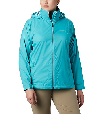 Women's Switchback™ III Jacket - Plus Size Switchback™ III Jacket | 671 | 3X, Miami, front