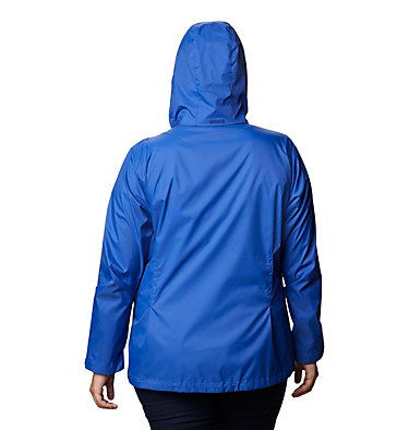 Women's Switchback™ III Jacket - Plus Size Switchback™ III Jacket | 671 | 3X, Lapis Blue, back