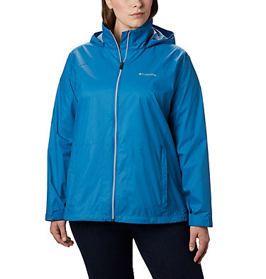 Manteau Switchback™ III pour femme - Grandes tailles Switchback™ III Jacket | 729 | 1X, Dark Pool, front