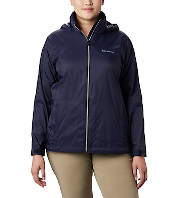 Women's Switchback™ III Jacket - Plus Size Switchback™ III Jacket | 671 | 3X, Dark Nocturnal, front