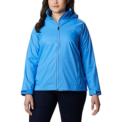 Women's Switchback™ III Jacket - Plus Size Switchback™ III Jacket | 671 | 3X, Harbor Blue, front