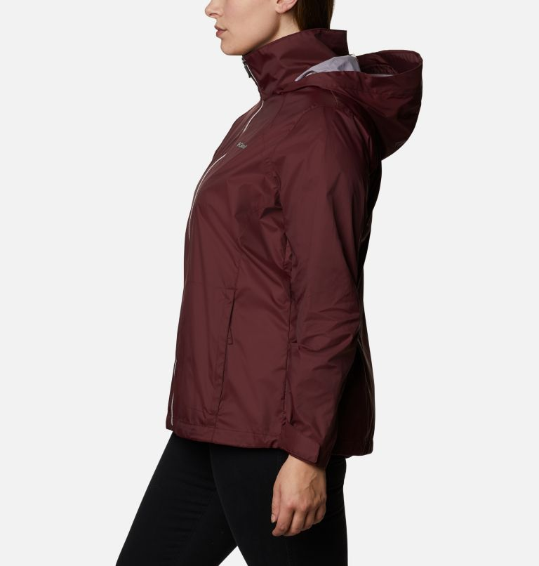 Switchback™ III Jacket | 671 | 1X Women's Switchback™ III Jacket - Plus Size, Malbec, a1