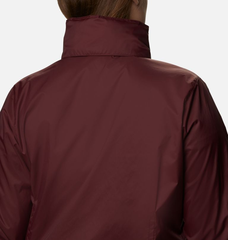 Switchback™ III Jacket | 671 | 3X Women's Switchback™ III Jacket - Plus Size, Malbec, a5
