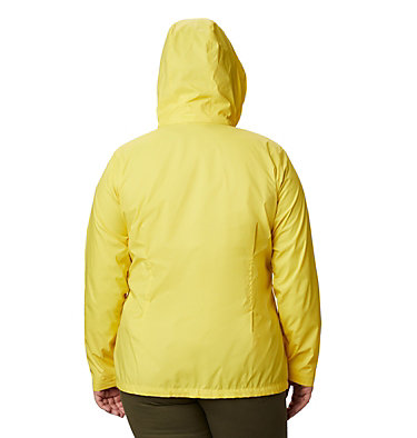Manteau Switchback™ III pour femme - Grandes tailles Switchback™ III Jacket | 729 | 1X, Buttercup, back