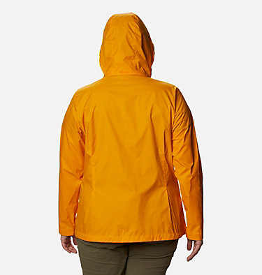 Women's Switchback™ III Jacket - Plus Size Switchback™ III Jacket | 671 | 3X, Bright Marigold, back