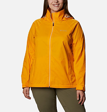 Women's Switchback™ III Jacket - Plus Size Switchback™ III Jacket | 671 | 3X, Bright Marigold, front