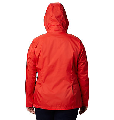 Manteau Switchback™ III pour femme - Grandes tailles Switchback™ III Jacket | 729 | 1X, Bold Orange, back