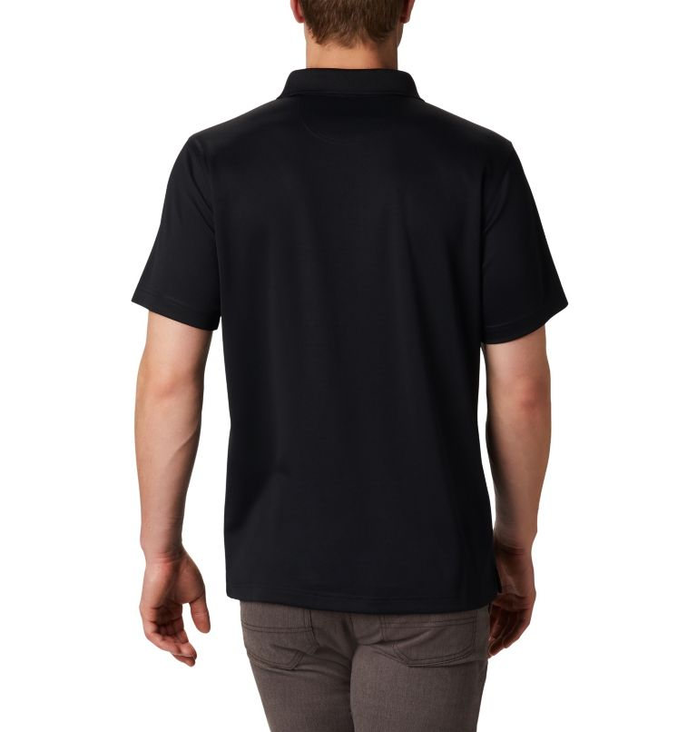 Utilizer™ Polo | 010 | L Men's Utilizer™ Polo Shirt, Black, back
