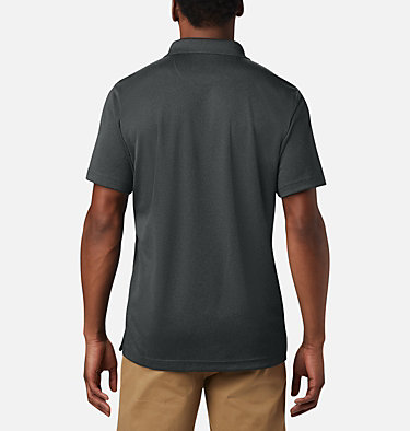 Men's Utilizer™ Polo Shirt Utilizer™ Polo | 449 | XL, Shark Heather, back