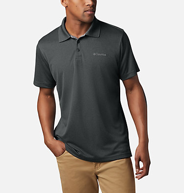 Men's Utilizer™ Polo Shirt Utilizer™ Polo | 449 | XL, Shark Heather, front