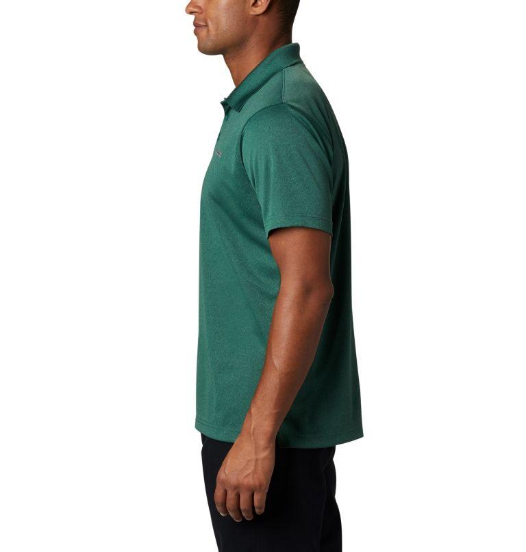 Utilizer™ Polo | 377 | XL Men's Utilizer™ Polo Shirt, Rain Forest Heather, a1