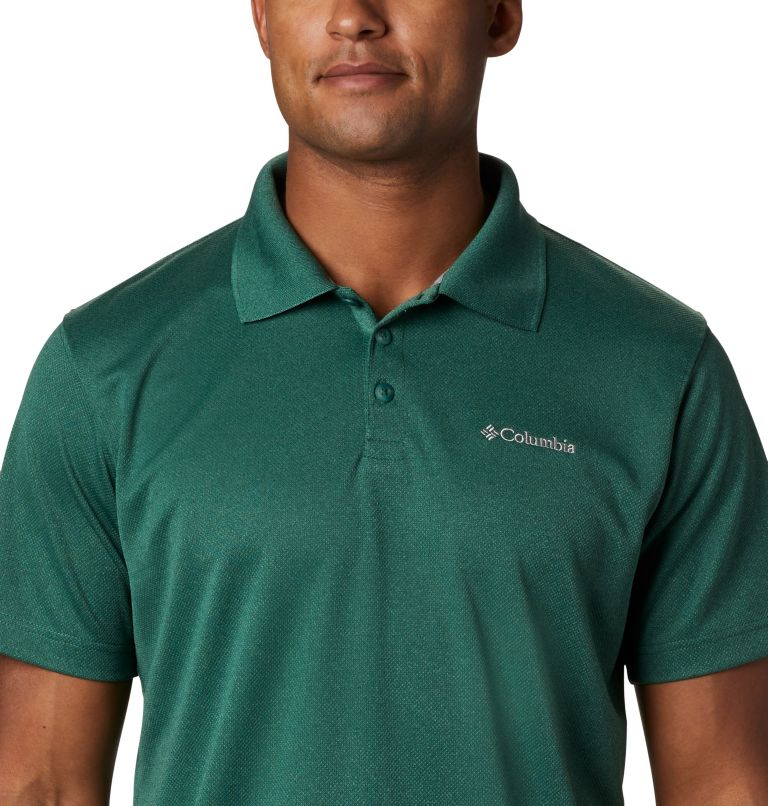 Utilizer™ Polo | 377 | XL Men's Utilizer™ Polo Shirt, Rain Forest Heather, a2