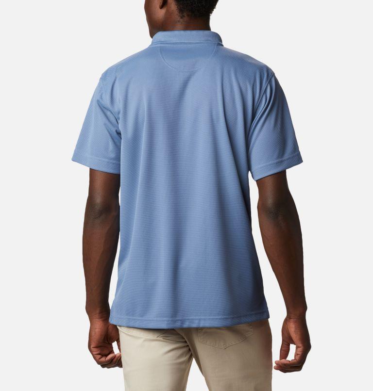 Utilizer™ Polo | 449 | S Men's Utilizer™ Polo Shirt, Bluestone, back