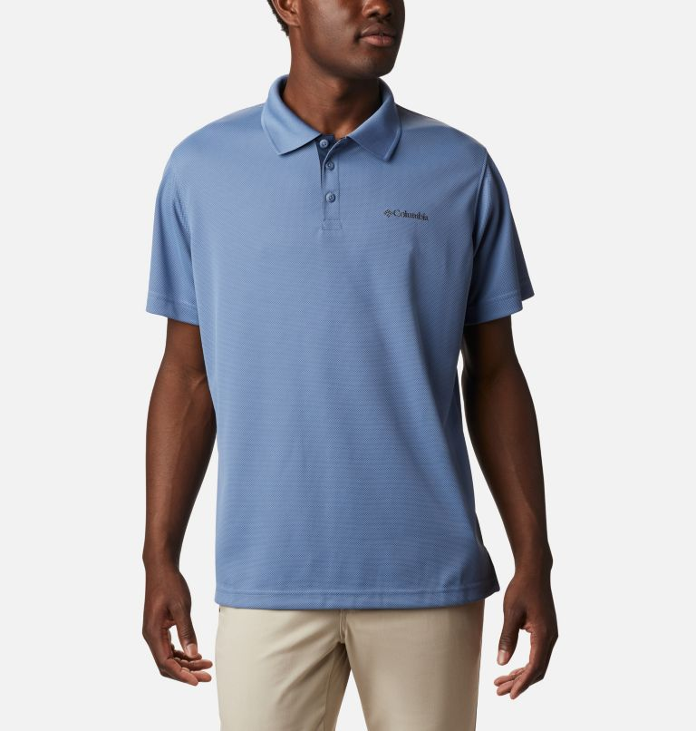 Utilizer™ Polo | 449 | S Men's Utilizer™ Polo Shirt, Bluestone, front