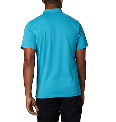 Men's Utilizer™ Polo Shirt Utilizer™ Polo | 664 | L, Clear Water, back