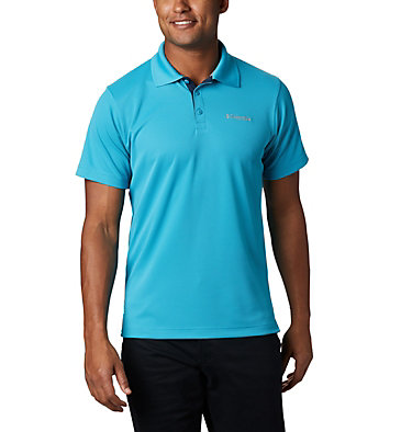 Men's Utilizer™ Polo Shirt Utilizer™ Polo | 664 | L, Clear Water, front