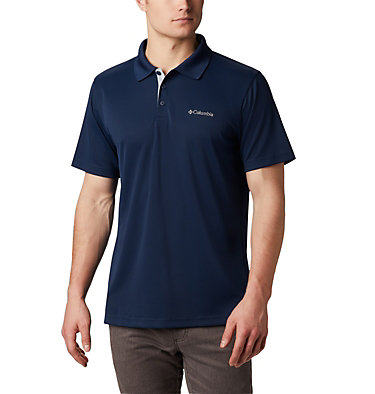 Men's Utilizer™ Polo Shirt Utilizer™ Polo | 664 | L, Collegiate Navy, front