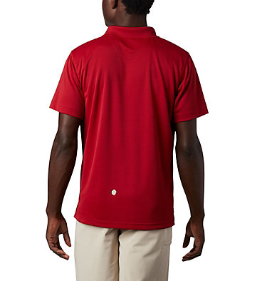 Men's Utilizer™ Polo Shirt Utilizer™ Polo | 664 | L, Red Velvet, back