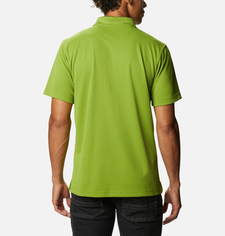 Utilizer™ Polo | 352 | 4X Men's Utilizer™ Polo - Big, Matcha, back