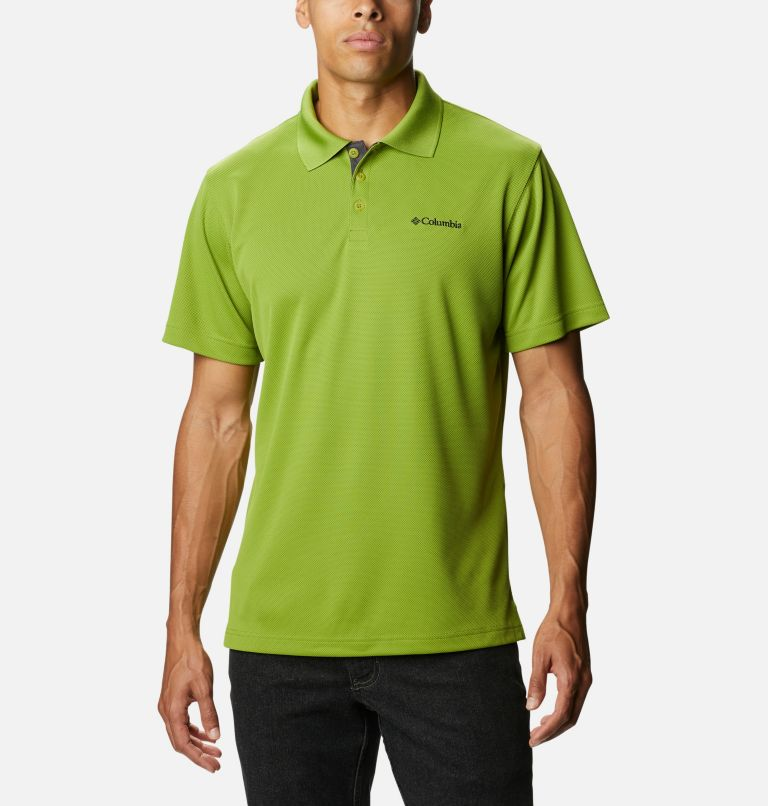 Utilizer™ Polo | 352 | 4X Men's Utilizer™ Polo - Big, Matcha, front
