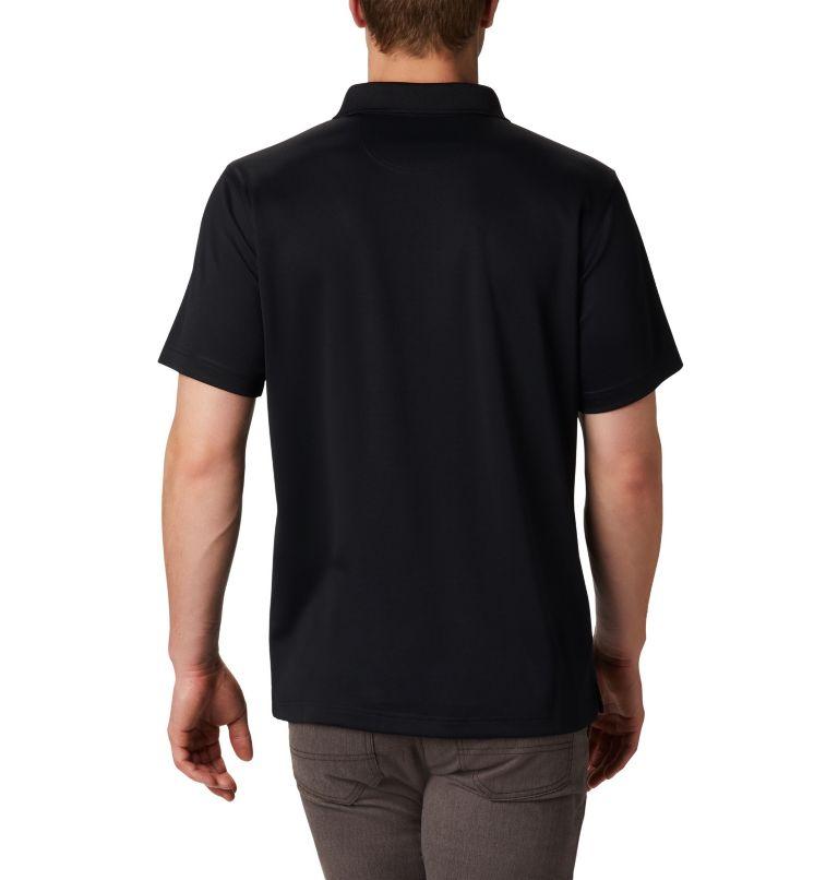 Utilizer™ Polo | 010 | XLT Men's Utilizer™ Polo - Tall, Black, back