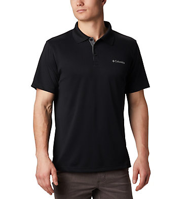 Men's Utilizer™ Polo - Tall Utilizer™ Polo | 449 | 2XT, Black, front