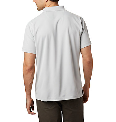 Men's Utilizer™ Polo - Tall Utilizer™ Polo | 449 | 2XT, Cool Grey, back