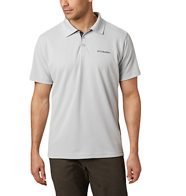 Men's Utilizer™ Polo - Tall Utilizer™ Polo | 449 | 2XT, Cool Grey, front