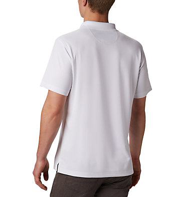 Men's Utilizer™ Polo - Tall Utilizer™ Polo | 449 | 2XT, White, back