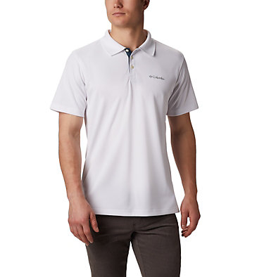 Men's Utilizer™ Polo - Tall Utilizer™ Polo | 449 | 2XT, White, front