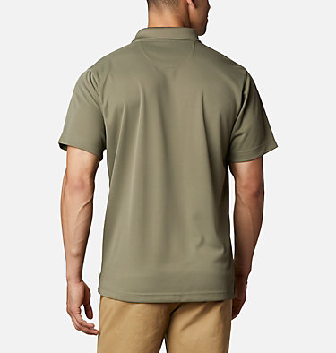 Men's Utilizer™ Polo - Tall Utilizer™ Polo | 449 | 2XT, Stone Green, back