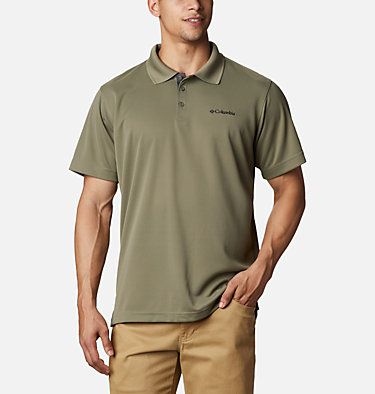 Men's Utilizer™ Polo - Tall Utilizer™ Polo | 449 | 2XT, Stone Green, front