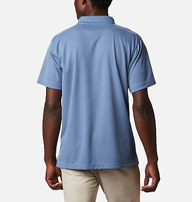 Men's Utilizer™ Polo - Tall Utilizer™ Polo | 449 | 2XT, Bluestone, back