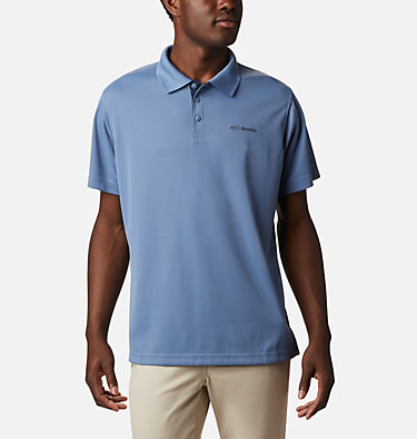 Men's Utilizer™ Polo - Tall Utilizer™ Polo | 449 | 2XT, Bluestone, front