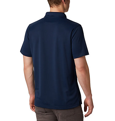 Men's Utilizer™ Polo - Tall Utilizer™ Polo | 449 | 2XT, Collegiate Navy, back